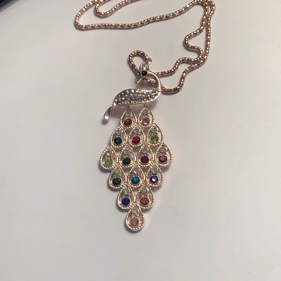 MEN'S JEWELLERY NECKLACE NIKE SILVER AND NATURAL STONES MULTICOLOR
